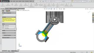143 SolidWorks Drawing Tutorial Alternate position view