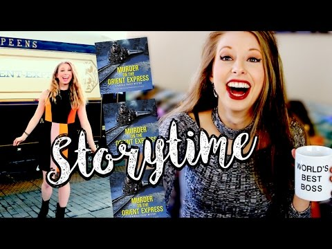 THE FANCY FAMOUS MURDER TRAIN   STORYTIME