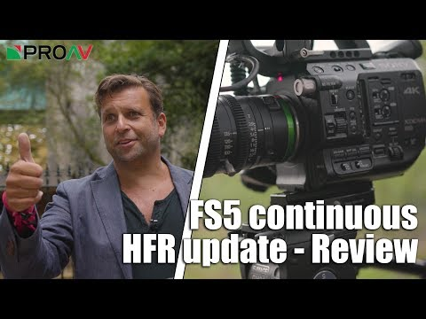 Xxx Mp4 Sony FS5 HFR Review With Philip Bloom 3gp Sex