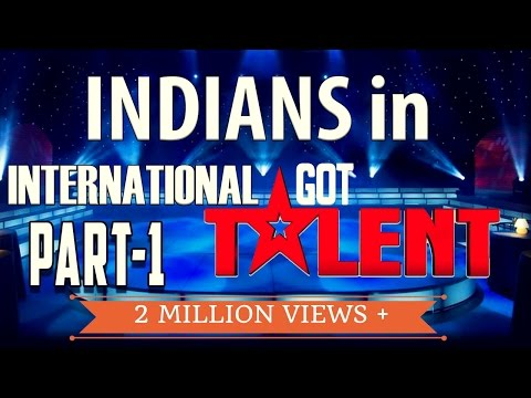 Top 5 - Indians in International Got Talent shows | SIMBLY CHUMMA