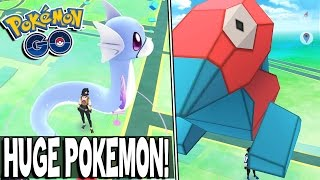 HOW TO GET HUGE POKEMON! New Pokemon GO Update & Best Rare Catches!