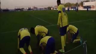 اهداف النصر والهلال 2 -1 الدوري السعودي الممتاز لشباب