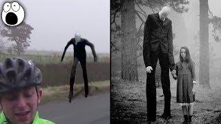 Top 10 Humanoid Creature Sightings Caught on Tape