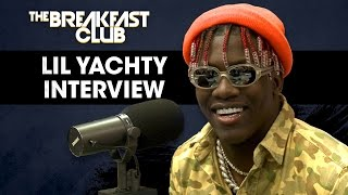 Lil Yachty Discusses Today's Political Climate On The Breakfast Club