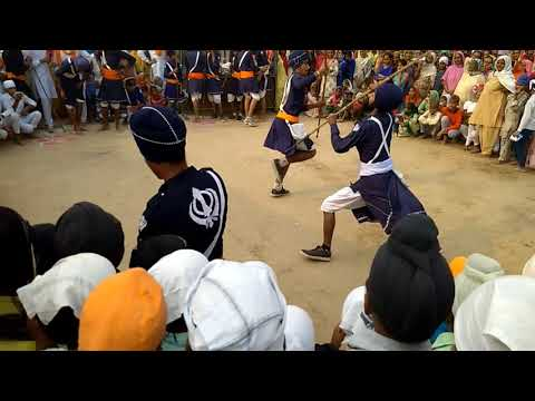 Xxx Mp4 Pathrala Gurpurab Te Baba Jeon Singh Gatka Force De Student 3gp Sex