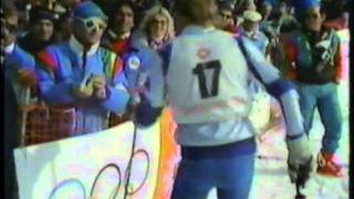 1984 Winter Olympics - Men's Slalom Part 6