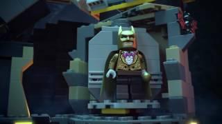 LEGO® BATMAN - 70909 Pătrunderea în Batcave