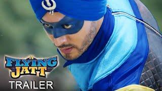 A Flying Jatt Official Trailer Out | Tiger Shroff, Jacqueline Fenandez, Nathan Jones