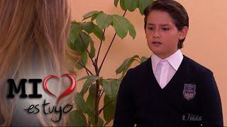 Mi Corazón es Tuyo | Isabela culpa a Sebastián de su divorcio