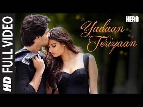 Xxx Mp4 Yadaan Teriyaan FULL VIDEO Song Rahat Fateh Ali Khan Hero Sooraj Athiya T Series 3gp Sex