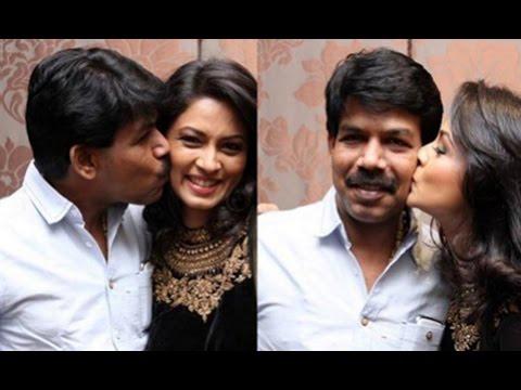 Director Bala Kissed actress Pooja!
