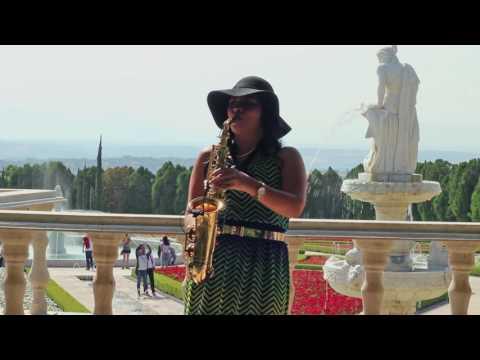 Xxx Mp4 Saxofonista Karen Miranda Jardines De México Treasure Cover Sax 3gp Sex