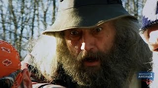 The 9-Foot Tall Grassman Monster Is Real | Mountain Monsters