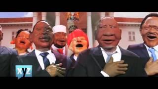 National Anthem - Political Hit The XYZ Show S8E9