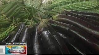 BP: Presyo ng gulay mula Benguet at Baguio, tumaas kasunod ng pananalasa ng bagyong Ineng