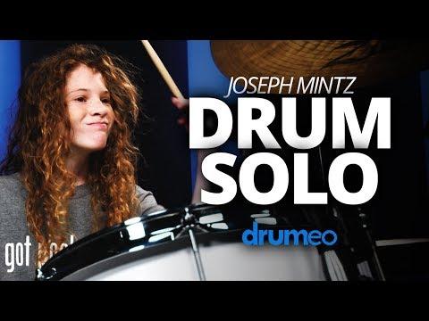 Xxx Mp4 Joseph Mintz Drum Solo 13 Years Old 3gp Sex