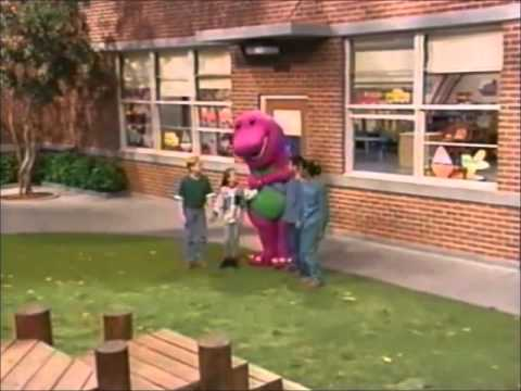 Barney Song I Love You Once Upon A Time