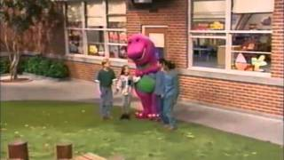 Barney Song: I Love You (Once Upon A Time)