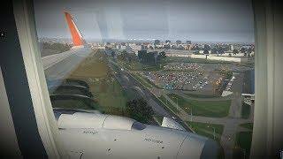 Xplane-11 |  FINLAND ✈ ESTONIA  | Autolanding | Full flight |