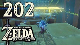 [202] Zelda: Breath Of The Wild - Rohta Chigah Shrine (Champions' Ballad DLC) - Let's Play (Wii U)