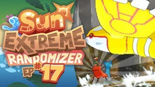 THUNDER GOD KYOGRE!! - Pokemon Sun Extreme Randomizer (Episode 17)