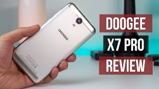 Doogee X7 Pro Review | Phablet With Two Faces