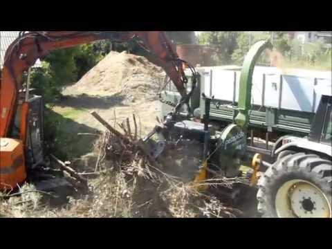 Xxx Mp4 PTH 40 70 MULTICUT Pezzolato Drum Wood Chipper Powered By LAMBORGHINI Tractor S PTO 3gp Sex