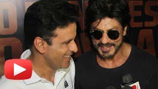 (VIDEO) Shahrukh Khan Promotes Traffic Film 2016 | Manoj Bajpayee