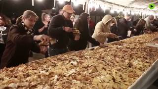 Nacho time! World's largest plate served up in the US