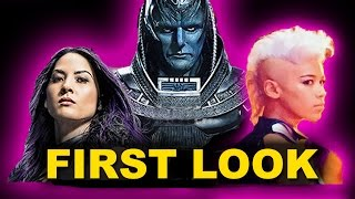 X-Men Apocalypse 2016 - FIRST LOOK Review aka Reaction : Beyond The Trailer
