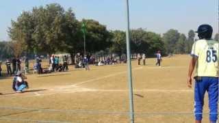 S.G.G.S College Chandigarh Softball Intercollege Match