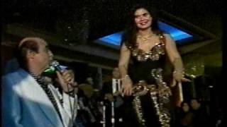 HENDEYA  ,Egyptian dancer  and singer Samy Ali .