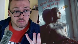 """Lil Peep - """"Cry Alone"""" TRACK REVIEW"""
