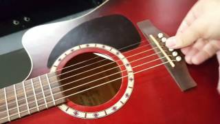 3 tech tips for acoustic guitars.