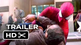 The Amazing Spider-Man 2 Official Enemies Trailer (2014) - Andrew Garfield Movie HD