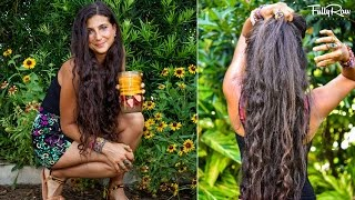 Why I Only Wash My Hair Once a Week! (And What I Use to Shampoo)