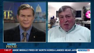 Newsmax Prime | Dick Morris talks about all the controversy surrounding Donald Trump's statements