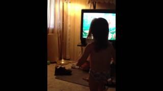 Dora's dance video
