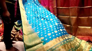জানুন হাল্কা ডিজাইনের কাতান শাড়ীর দাম।(weight less katan sharee price)