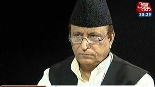Seedhi Baat: Rahul Kanwal Interviews Azam Khan
