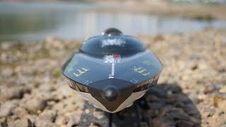 55kmph FT011 Electric Brushless RC Speed Boat