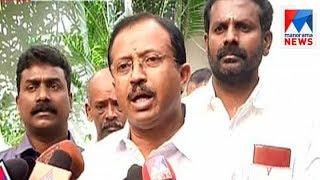 Thiruvananthapuram  CPM - BJP conflict - reactions  | Manorama News