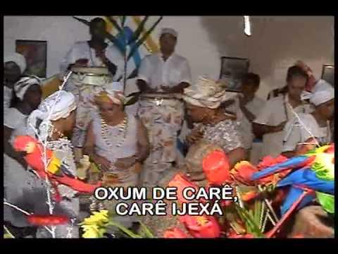 Roda Oxum Doté Luiz de Iansã Part.5