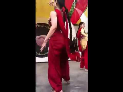 punjabi girl dirty dancing (2011)