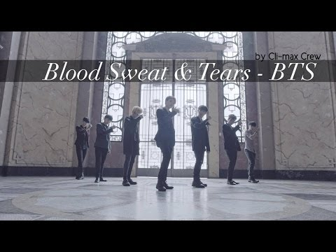 BTS(방탄소년단) - Blood Sweat & Tears(피 땀 눈물) DANCE COVER by Cli-max Crew from Vietnam