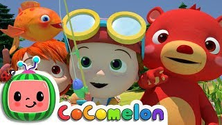 12345 Once I Caught A Fish Alive! - ABCkidTV