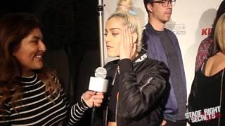 BEBE REXHA Talks Collab with Nicki Minaj, No Broken Hearts Music Video and MORE!