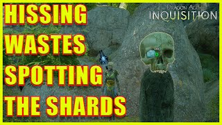 Dragon Age: Inquisition - Ocularum Shards In The Hissing Wastes