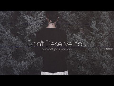 Lyrics Vietsub Don t Deserve You Plumb ft. Paul Van Dyk