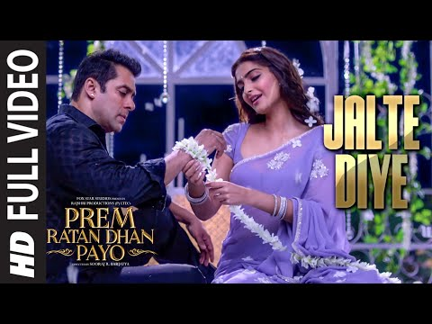 Xxx Mp4 JALTE DIYE Full VIDEO Song PREM RATAN DHAN PAYO Salman Khan Sonam Kapoor T Series 3gp Sex